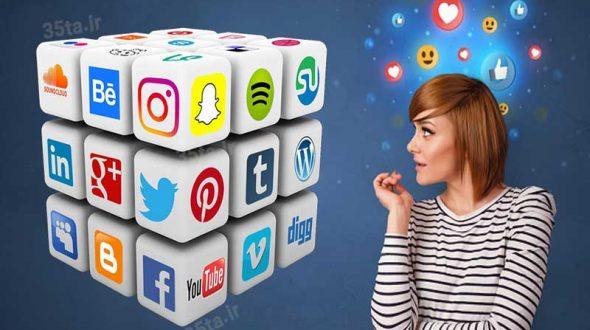شناخت، دسته بندی و کارکرد شبکه های اجتماعی